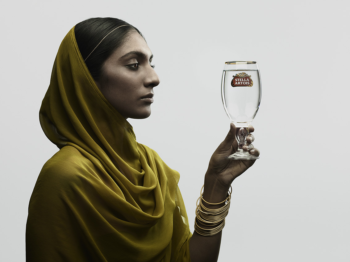 Love Retouch - Advertising - Stella Artois : Nadav Kander