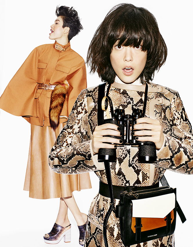 Love Retouch - Editorial - Nippon Vogue : Matt Irwin