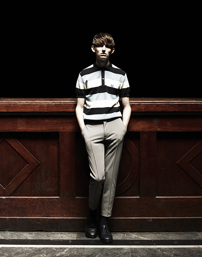 Love Retouch - Advertising - Fred Perry : Takay