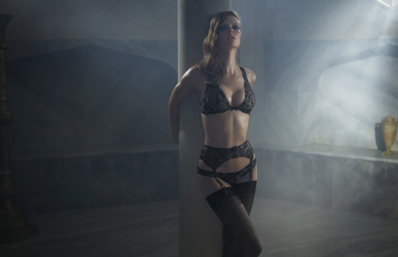 Love Retouch - Advertising - Agent Provocateur : Sean and Seng