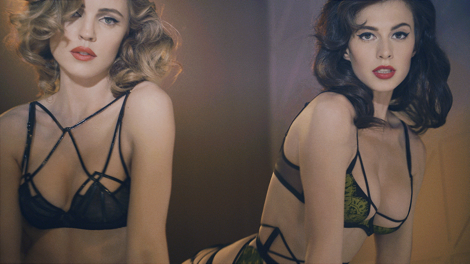 Love Retouch - NA - Agent Provocateur : John Cameron Mitchell