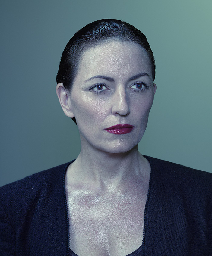 Love Retouch - Editorial - Guardian  : Nadav Kander