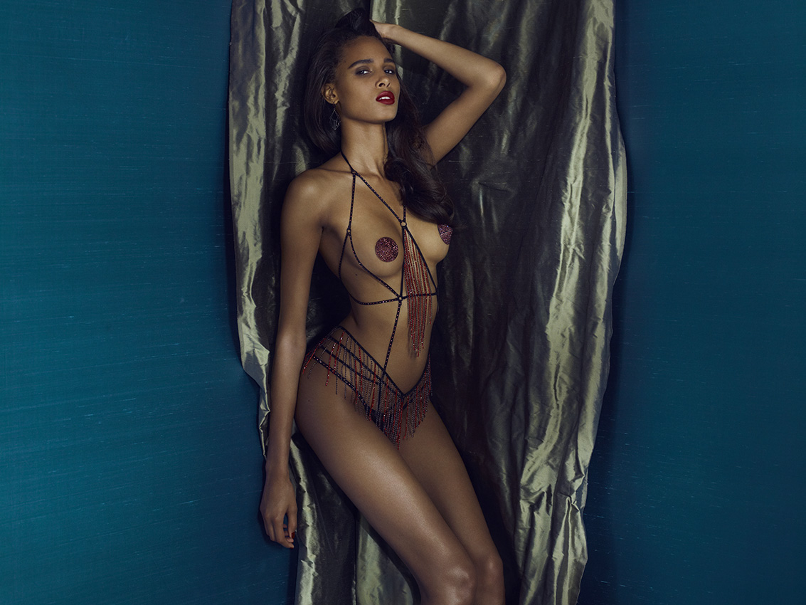 Love Retouch - NA - Agent Provocateur : Sean and Seng