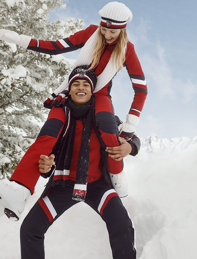 Love Retouch - Advertising - Tommy Hilfiger X Rossignol : Benny Horne