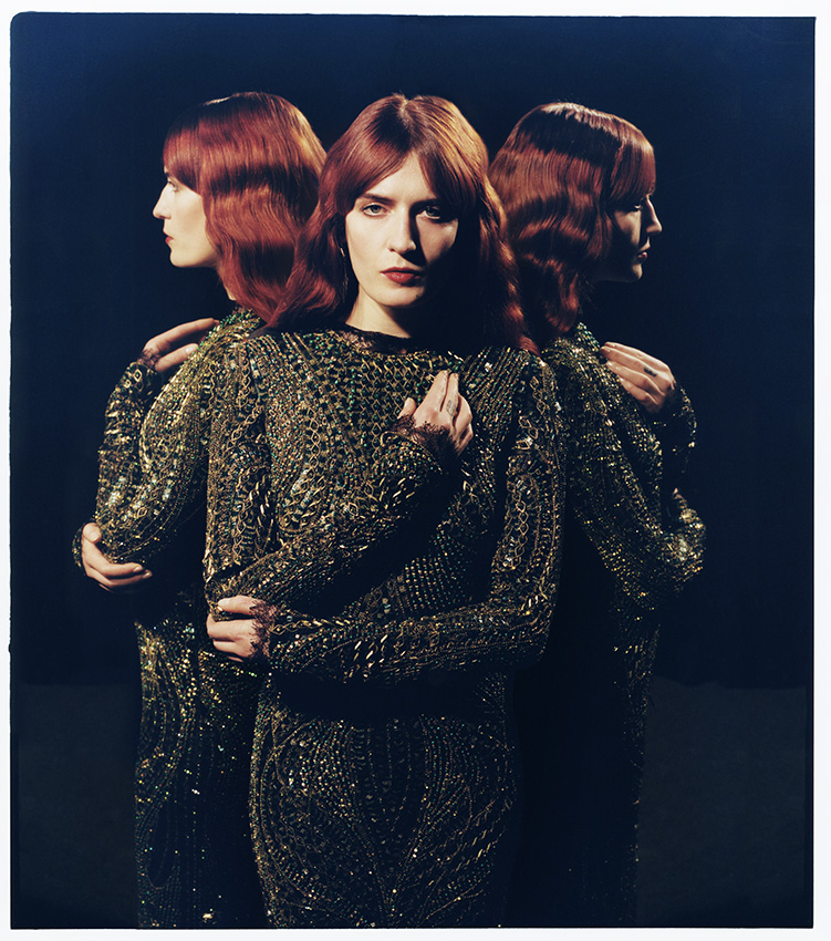 Love Retouch - NA - Luv Luv Luv : Florence and the Machine
