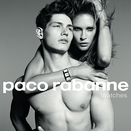 Love Retouch archive / Paco Rabanne: Richard Bush