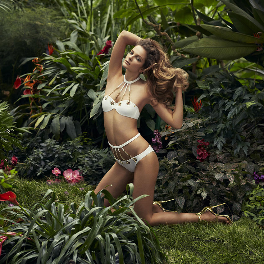 Love Retouch / Advertising / Agent Provocateur: Sebastian Faena