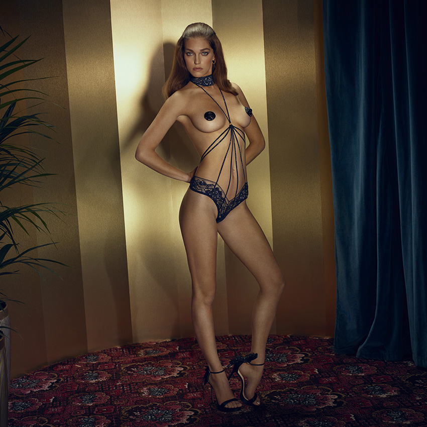 Advertising / Agent Provocateur :
