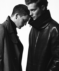Love Retouch Archive / Men's Velvet: Takay