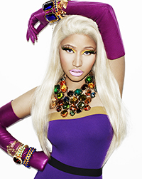 Love Retouch Archive / Nicki Minaj: Matt Irwin