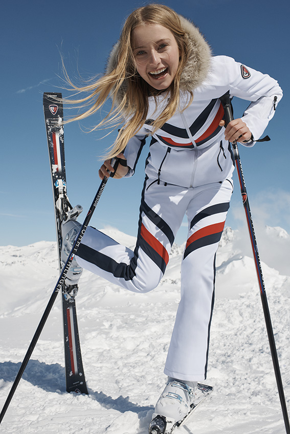 Advertising / Tommy Hilfiger X Rossignol : Benny Horne
